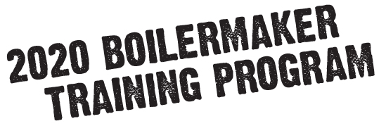 2019 Boilermaker Training Program