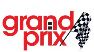 Grand prix logo and link to page